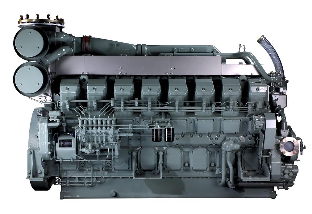 Mitsubishi S16R | DET Mitsubishi - Diesel Equipment Trading