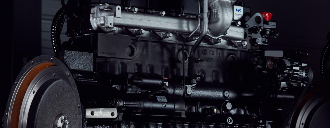 The Distributor of Mitsubishi diesel engines and spare parts